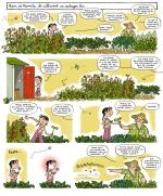 """<h5>""""Le Journal de Julie"""", épisode 128</h5><p>Scénario et dessins : PrincessH Magazine Julie, Milan Presse, 4 albums dans la collection BD Kids, Milan éditions</p>"""