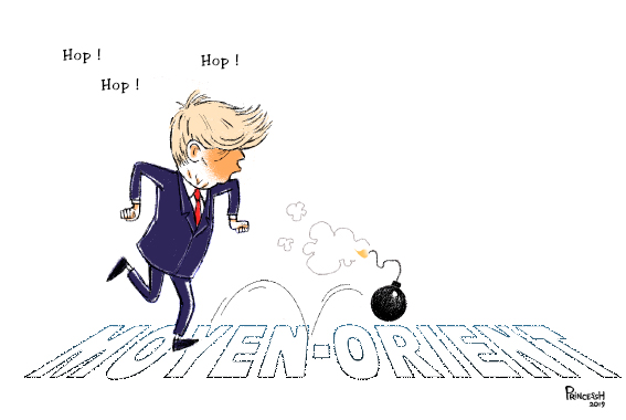 Trump & the Middle-East