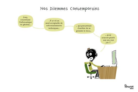 Informatique et chronophagie