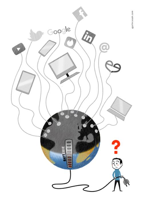 La sobriété numérique