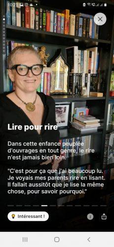 Asapp Lyon, PrincessH Lyonnaise de la semaine, 08/10/2021.