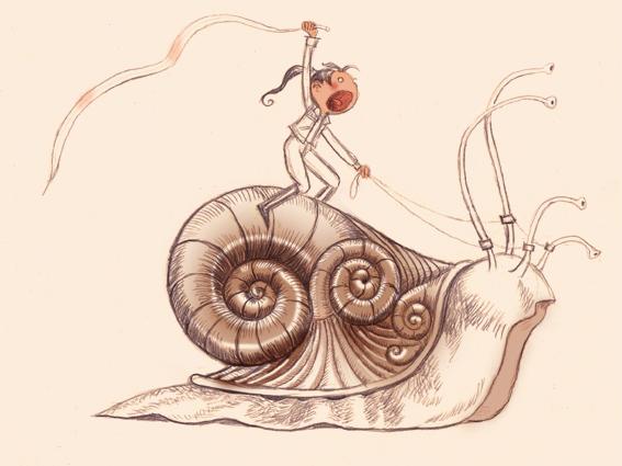Brie-Comte-Robert 4  : Julie et l'escargot étrange annoncent la participation de PrincessH au 2eme salon BD-Manga de Brie-Comte-Robert le 29 novembre 2014