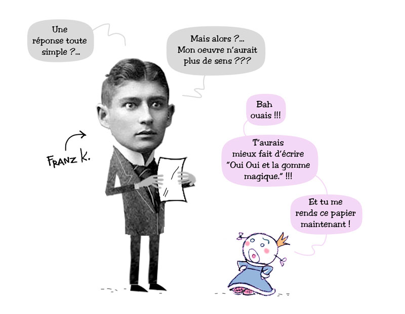 Kafka, l'Urssaf & PrincessH