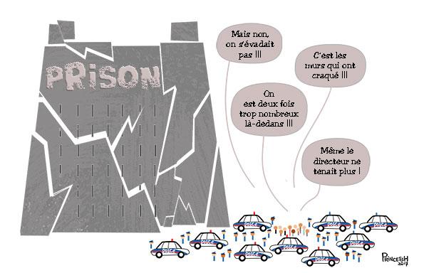 Prisons françaises, la fabrique d'indignité ?