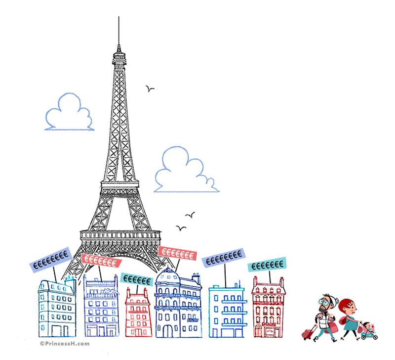 L'immobilier parisien fait fuir les familles