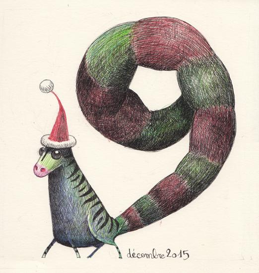 19 décembre : la bestiole