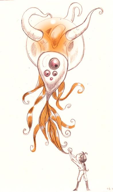Le Poisson-Méduse