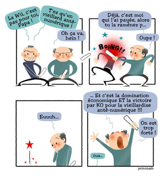 strip n°2 pour l'ADMR